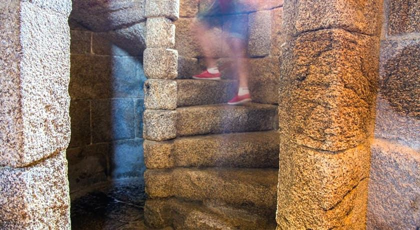 Escaleras Torre de Hercules