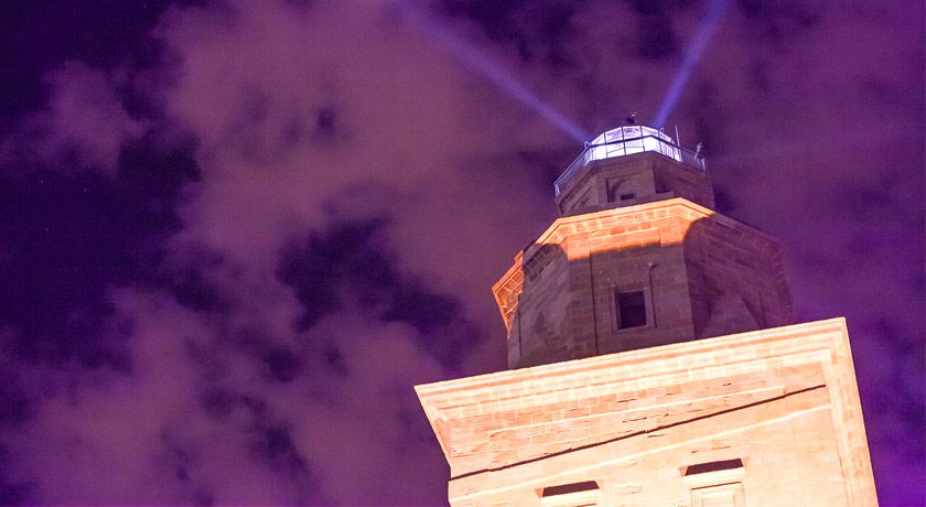 Faro Torre de Hercules