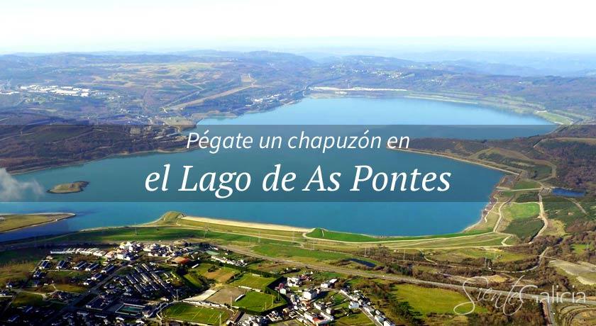 Lago Artificial de As Pontes