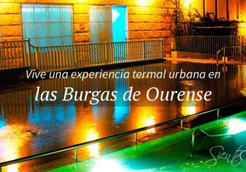 Experiencia Burgas de Ourense