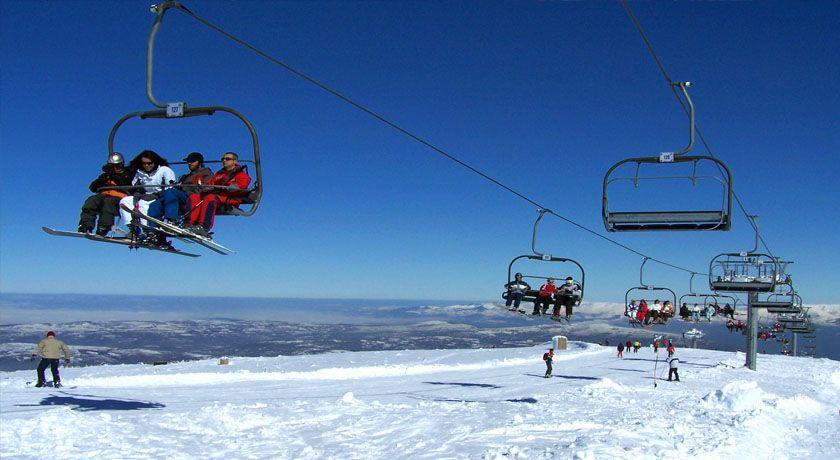 Esqui en Galicia