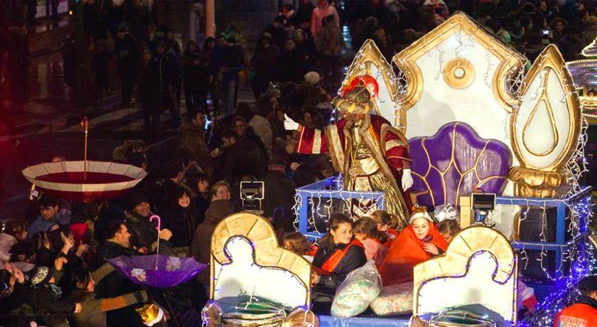 Cabalgata de Reyes A Coruna