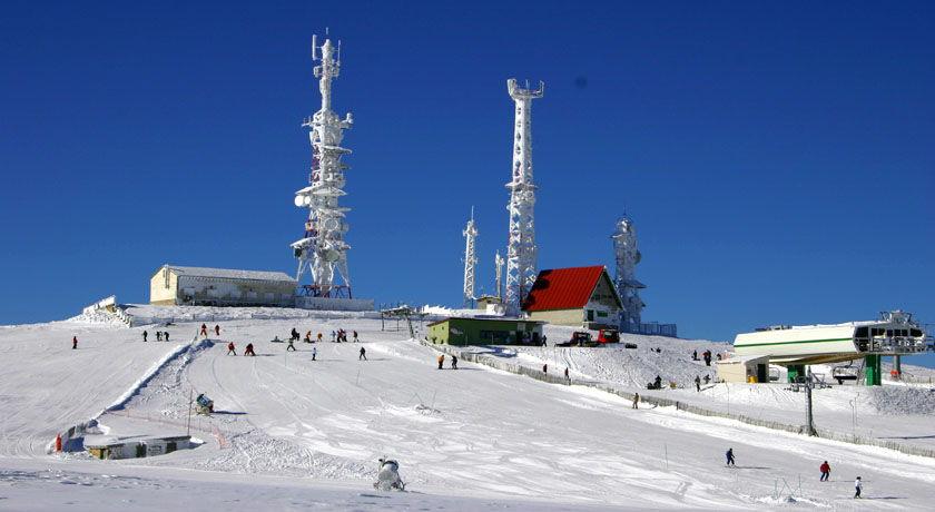 Estacion de Esqui Manzaneda