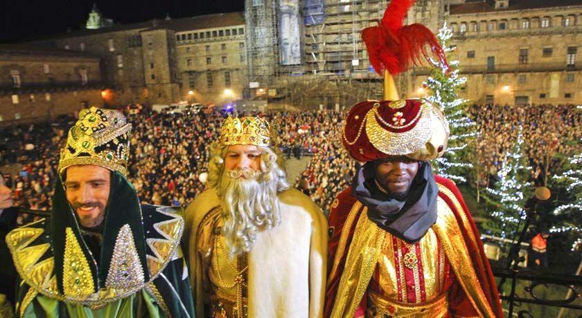 Reyes Magos Santiago de Compostela
