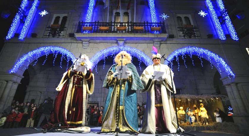 Reyes Magos en Ourense