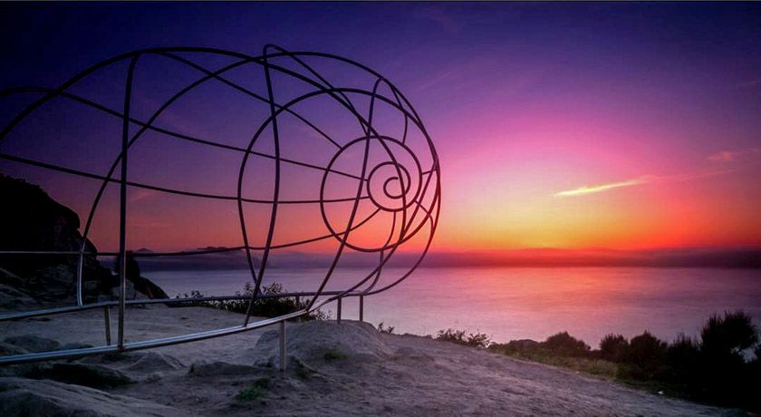 Caracola de la Costa da Vela