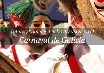 Colores y Humor Carnaval de Galicia