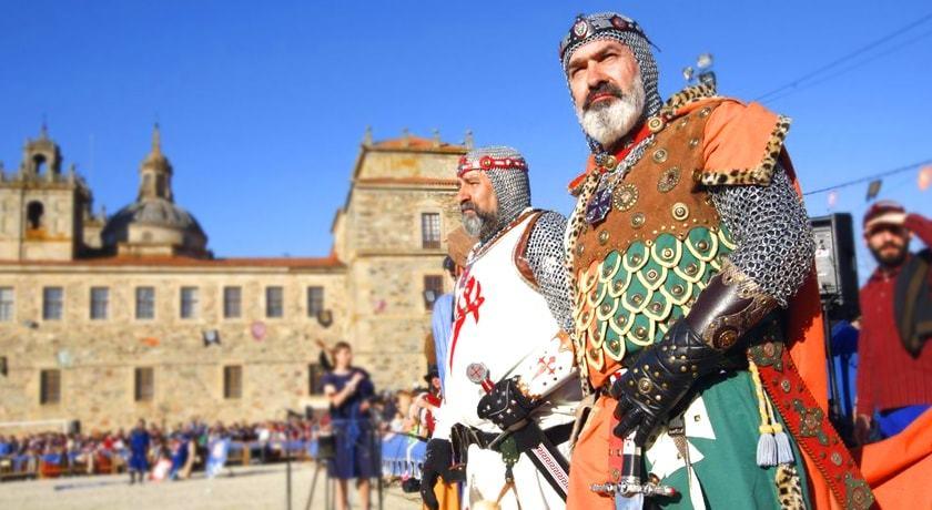 Feria Medieval de Monforte