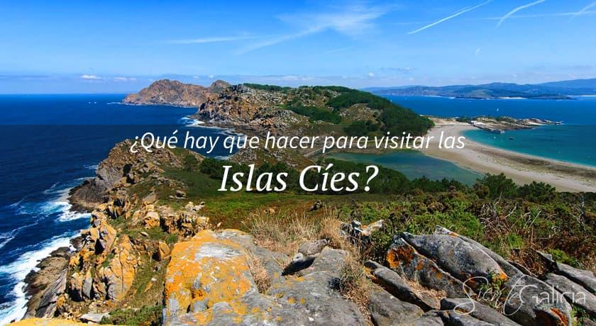 ¿Cómo reservar tu visita a las Islas Cíes?