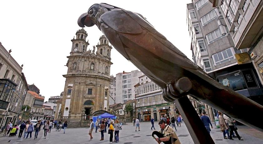 Centro Historico de Pontevedra
