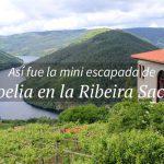 Mi experiencia: volver a la Ribeira Sacra