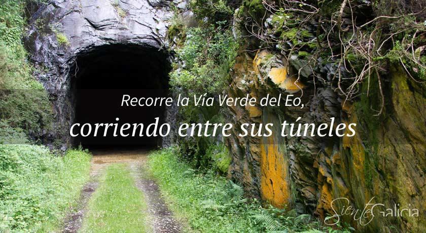 Correr Via Verde del Eo
