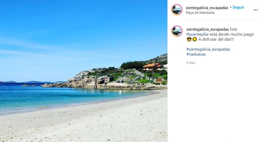 Instagram de Sientegalicia