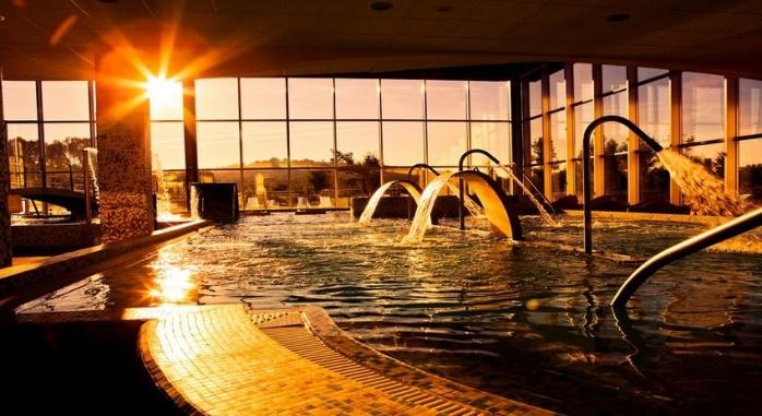 Oferta Relax Hotel Oca Balneario Augas Santas Ribeira Sacra